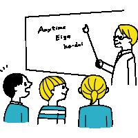 英語レベルの高い留学生とレベルの高い授業